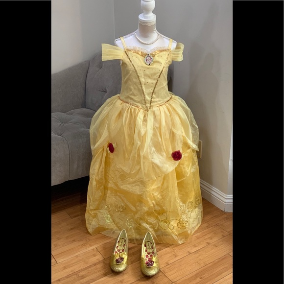 NWT Disney Store Alice in Wonderland Shoes Dress Up Costume Girl 9//10